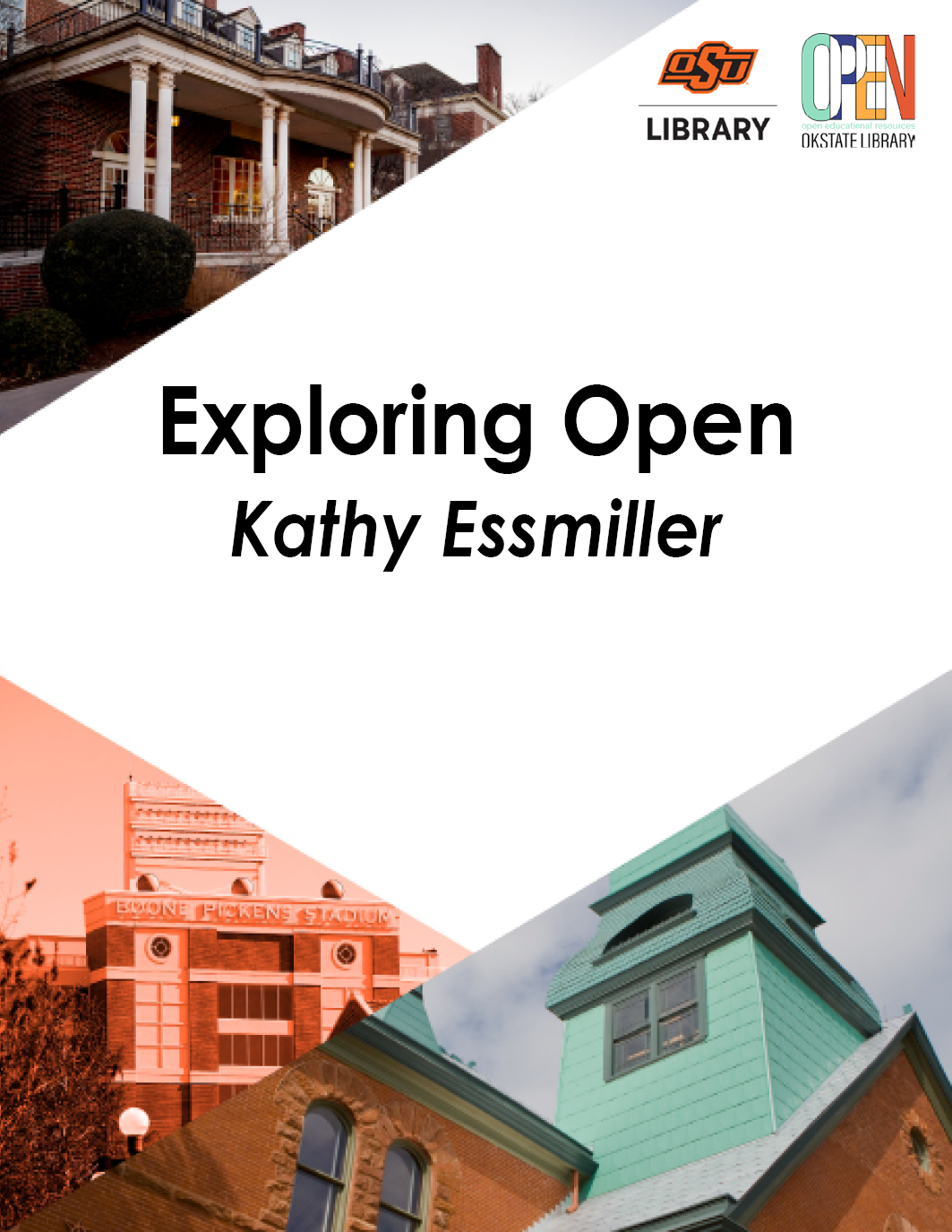 Cover image for Exploring Open